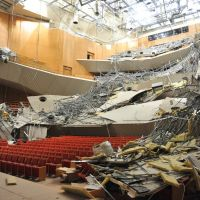 The Tokyo Symphony Orchestra faced a setback this year after Muza Kawasaki Symphony Hall was severely damaged by the Great East Japan Earthquake of March 11, effectively leaving the musicians homeless.