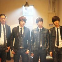 K-rock: CN Blue (from left: Lee Jung Shin, Lee Jong Hyun, Jung Yong Hwa and Kang Min Hyuk) has carved a spot for itself in the pop-dominated landscape of South Korea's music scene.