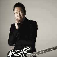 The simple life: Rocker Tomoyasu Hotei has spent his career in the spotlight in Japan, but he hopes to get back to basics when he moves to London in the near future.