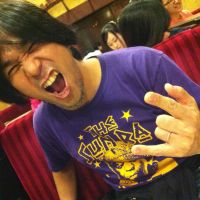 It's your shout: Electric Eel Shock bassist Kazuto Maekawa wants to make it easier for fans to help Japanese indie bands raise cash with the Fan-Bo crowd-funding website (left). | DANIEL ROBSON