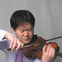 Violinist's 'virtuoso fun'