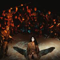 The cast of 'Jesus Christ Superstar' | TAKASHI UEHARA PHOTO