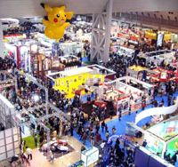 Tokyo International Anime Fair 2008 will be held at the Tokyo Big Sight convention center March 27-30. | © TAFEC