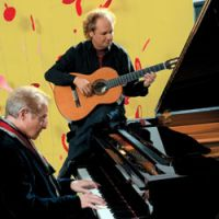 Fusion: Guitarist Lee Ritenour and composer /pianist Dave Grusin will collaborate with the New Japan Philharmonic orchestra.