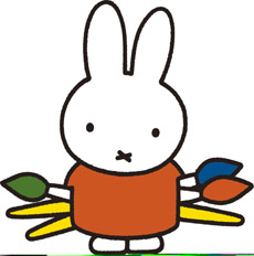 Celebrating the work of artist Dick Bruna