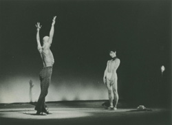 Anniversary: Kinjiki was performed 50 years ago. | KAZUO OHNO DANCE STUDIO