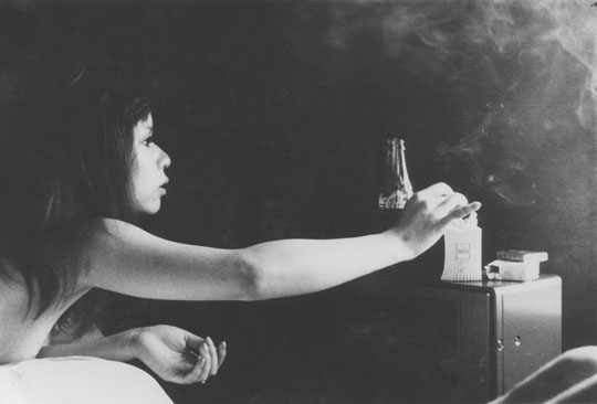 New delights: Nobuyoshi Araki's 'Theater of Love' (1965) will be shown at the Taka Ishii Gallery. | TAKA ISHII GALLERY