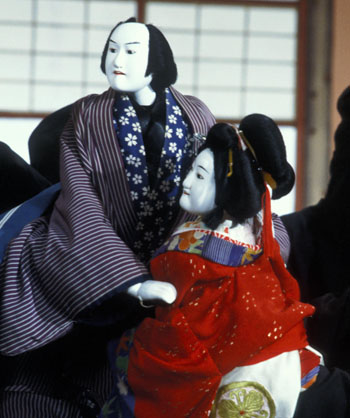 Bunraku gets film treatment