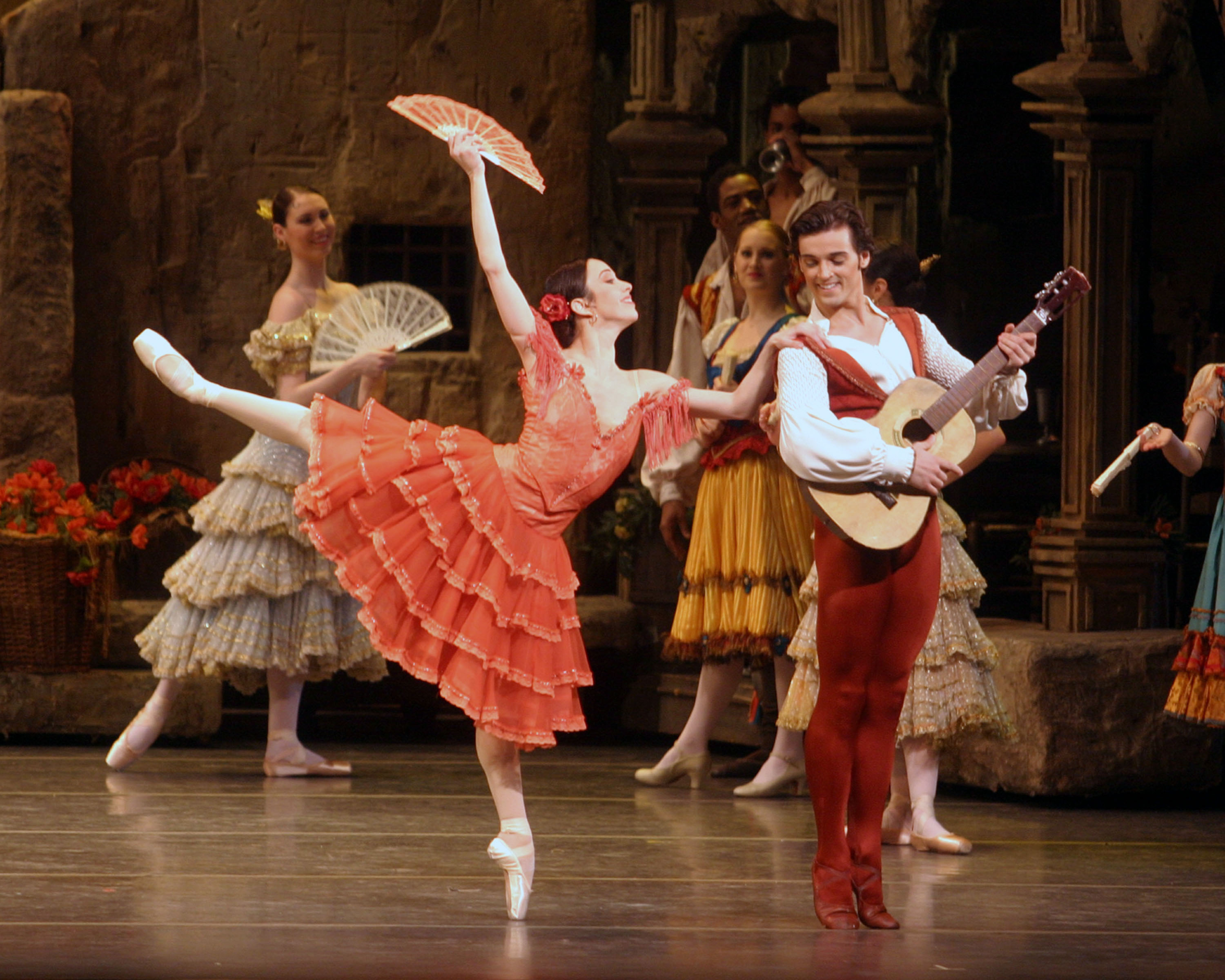 Living legend: The American Ballet Theatre has been designated a living national treasure by the U.S. Congress. | ROSALIE O'CONNOR
