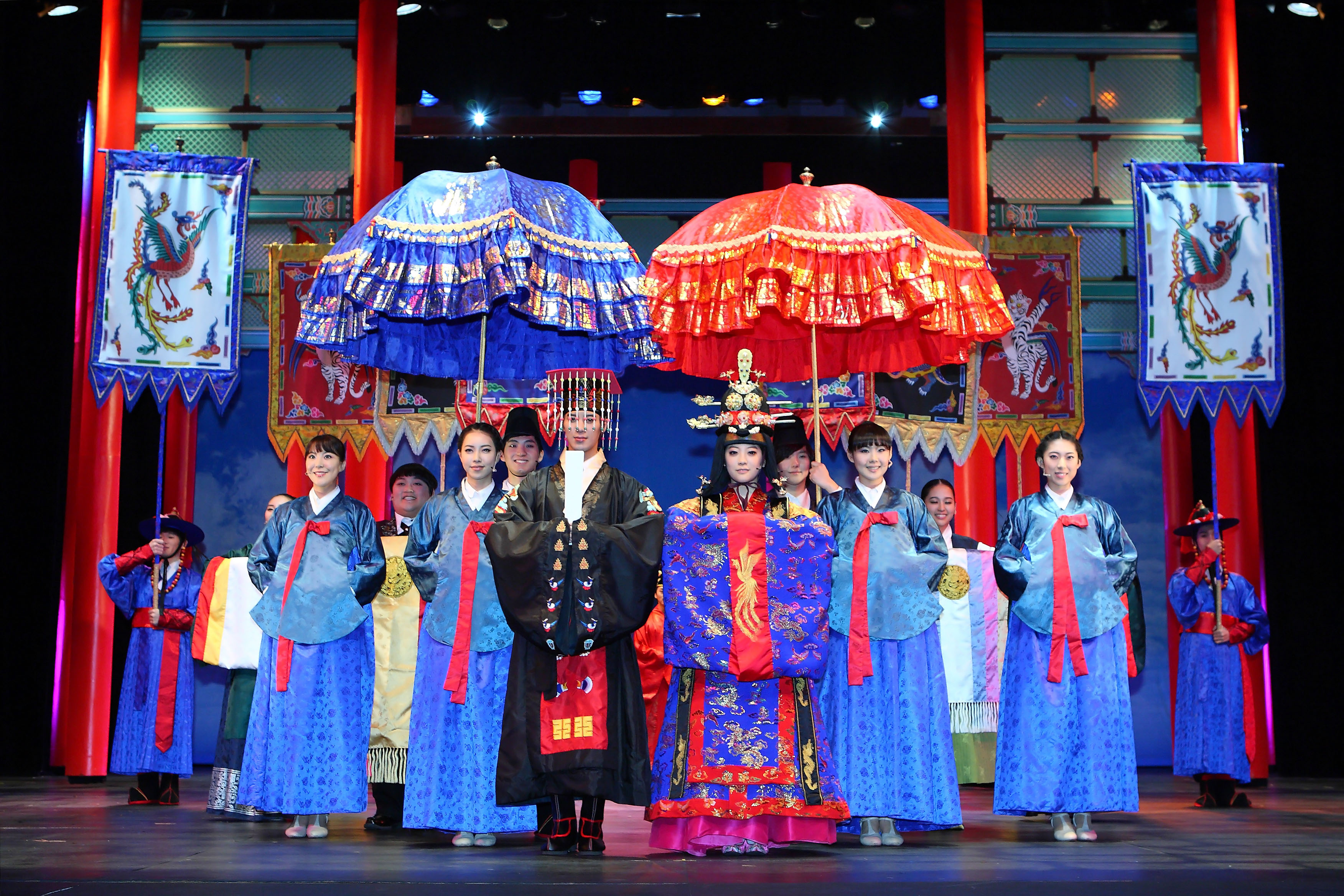 Riding the K-wave: The production 'Kun (Goong) . Love in a Palace' was adapted from a South Korean comic that became a popular TV show. | CREATIVE LEADERS GROUP EIGHT