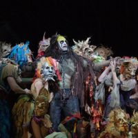 Midsummer mashup: The Metropolitan Opera's production of 'The Enchanted Island' will be screened in theaters in Japan. | (C) KEN HOWARD METROPOLITAN OPERA