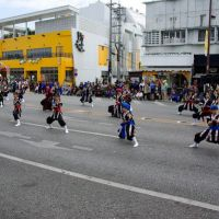 Street dance: Children dance on the street in Okinawa City in 2010. | OKINAWA INTERNATIONAL ASIA MUSIC FESTIVAL MUSIX 2012 © 2012. ALL RIGHTS RESERVED