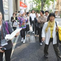 Art walk: The Tokyo Art & Antiques tour is a popular activity during the event.