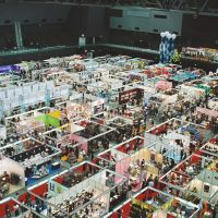 For you: The Fukuoka International Gift Show is a paradise for gift-givers.