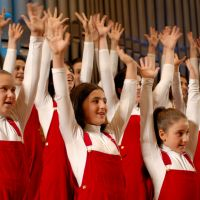 The Armenian Little Singers are making it big