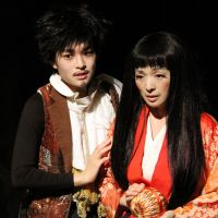 Worldwide romance: Cast members from the Shizuoka Performing Arts Center will join 'Romeo and Juliet.'