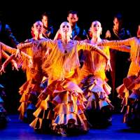 Spanish sound: Flamenco dancers with the National Ballet of Spain will visit Japan for the first time in six years this weekend. | &#169; STANISLAV BELYAEVSKY