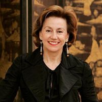 Elizabeth Ponsolle des Portes, president of French luxury industry promoter Comite Colbert, recently visited brand-obsessed Japan. | COURTESY OF VISION-A