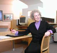 Top-selling author Atwood: sometimes caustic, never without cause