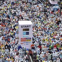 Running fever kicks in as Tokyo prepares for its annual marathon