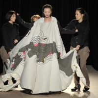 Designers still show collections after Japan Fashion Week cancels