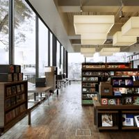 Tsutaya's newest media center suits silver market to a T
