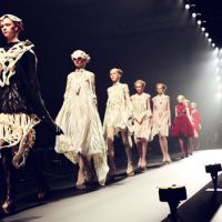Somarta finale Autumn 2012-13 at Mercedes Benz Fashion Week. | YUME TAKAKURA
