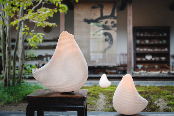 Suzumo Chochin lanterns