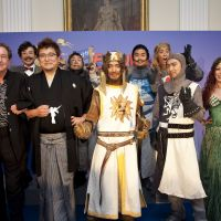 'Spamalot' cast hopes 2012 is Year of the Python