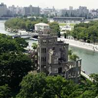 The Atomic Bomb Dome in Hiroshima | ALL PHOTOS COURTESY OF HIROSHIMA TOURIST CONVENTION BUREAU