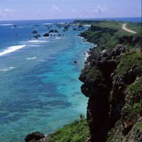 Isle of delights: The scenic wonder that is the 2-km-long Higashi-Hennazaki Peninsula.