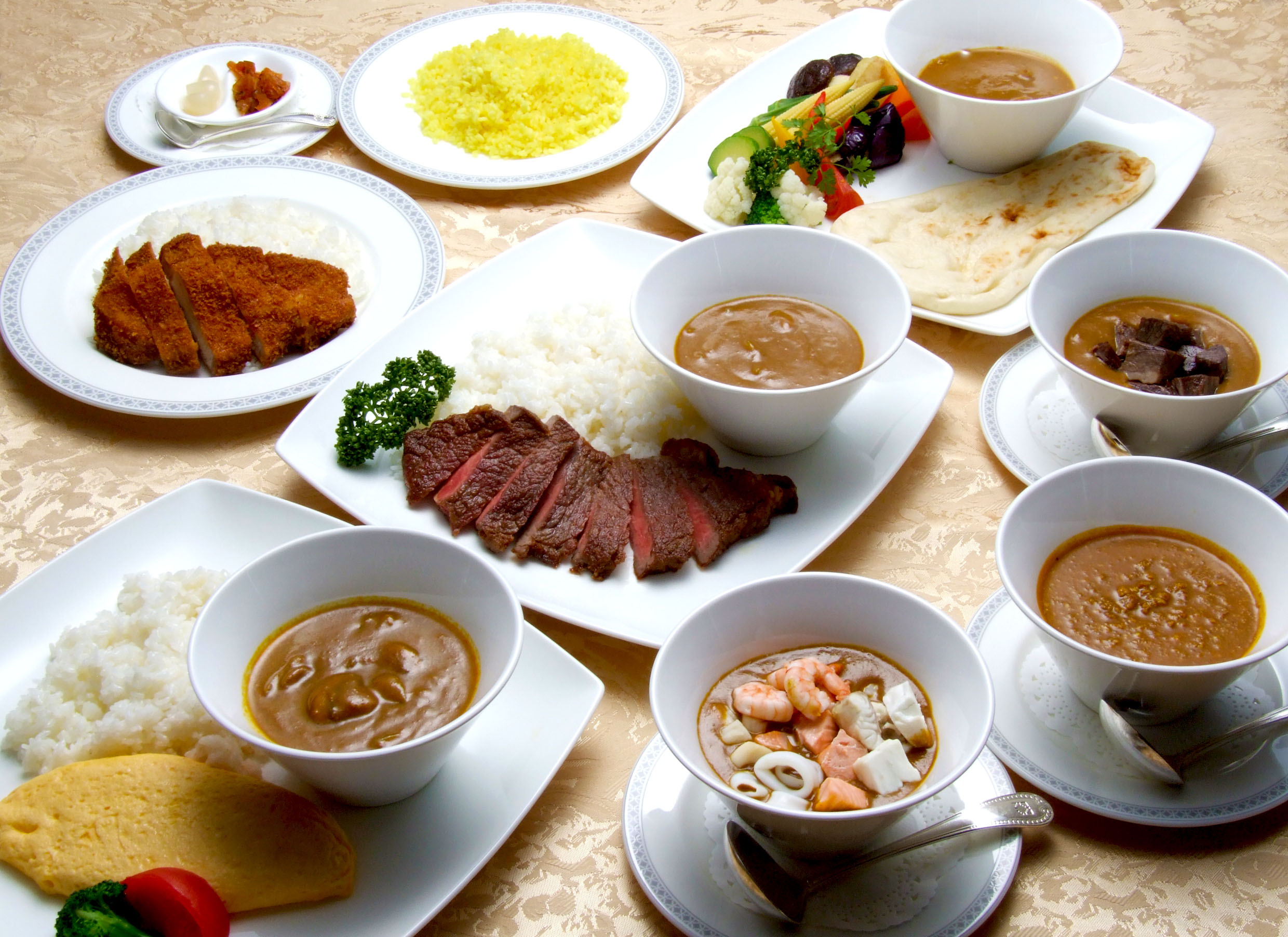 Guided stargazing tours curry fair and cantonese cuisine for Cuisine of china