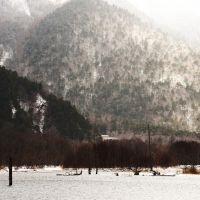 Winter kept us warm in Kamikochi's silence