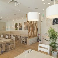 Organic market cafe from Britain; Tokyo Dome Hotel Hokkaido fair; new Four Seasons chef