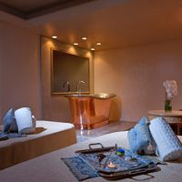 Spa treatments with afternoon tea; thematic gourmet delicacies; resort plan with seasonal fare
