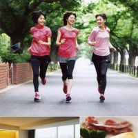 Runners' plan at New Otani Tokyo; French chef visits Grand Hyatt; Canadian food at Hilton Osaka