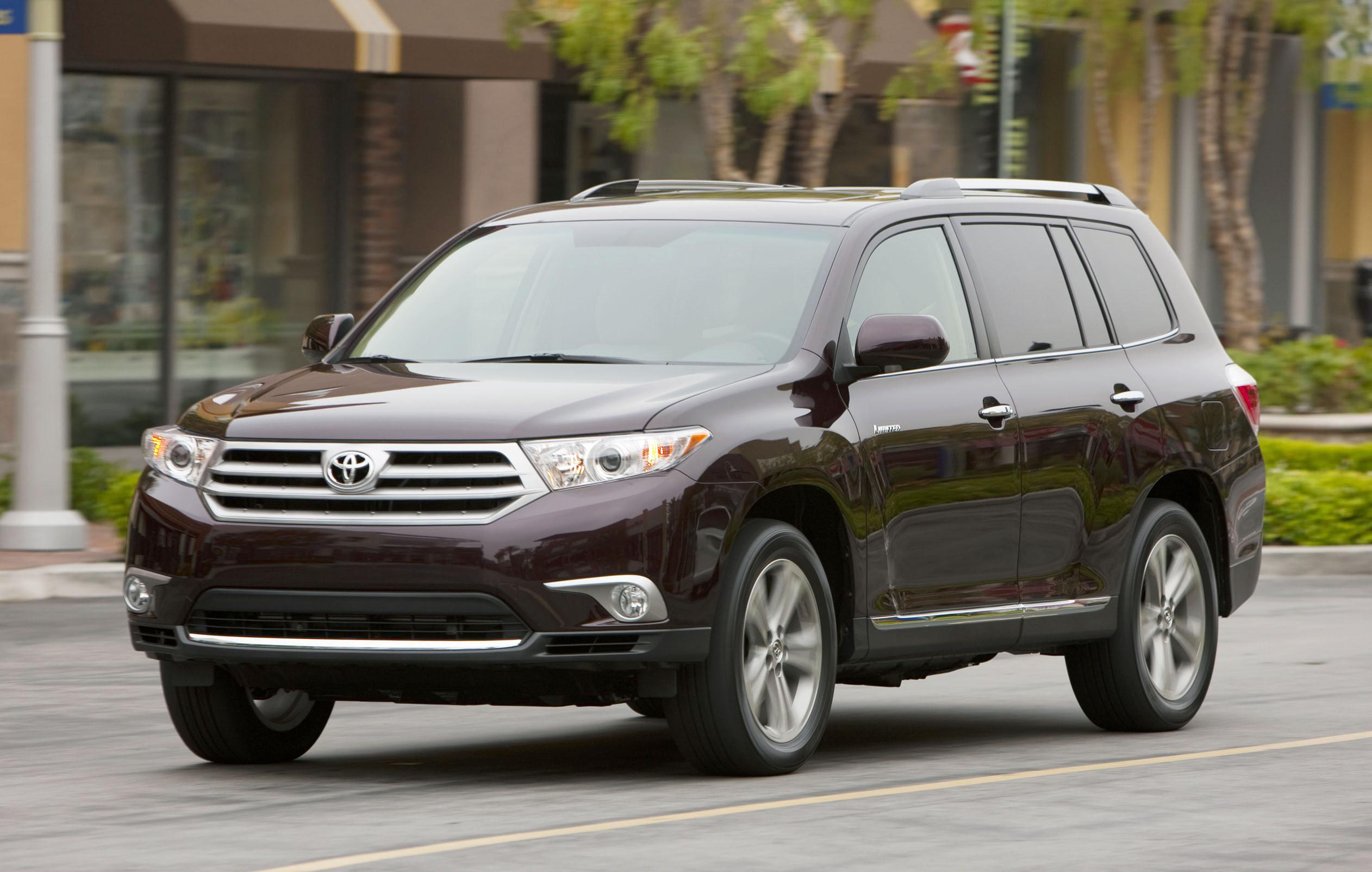 Here no more: Toyota Motor Corp. is shifting production of its Highlander sport utility vehicle to overseas plants. | KYODO