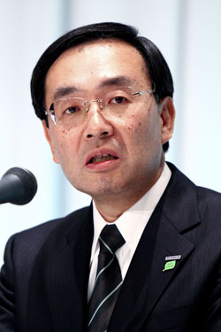 Kazuhiro Tsuga