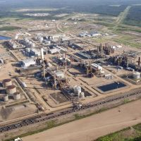 Sands sold: A Nexen oil sands facility operates near Fort McMurray, Alberta. | AP