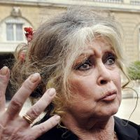 Depardieu follower?: Former actress Brigitte Bardot says she might leave France unless the lives of two elephants with tuberculosis in a Lyon zoo are spared. | AFP-JIJI