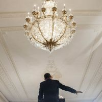 Money woes: President Barack Obama gestures as he speaks during a news conference in the East Room of the White House on Monday. | AP, AFP-JIJI