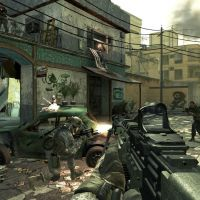 Gun play: First-person shooter games have not always been popular in Japan, yet 'Call of Duty: Modern Warfare 3' has found a fanbase of hardcore gamers. | ACTIVISION