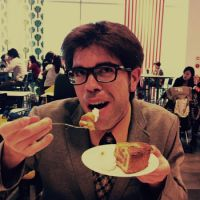 Eryk Salvaggio, the blogger behind This Japanese Life | ANITA YUNG PHOTO