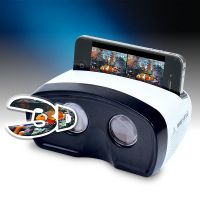 3-D movies, games and <em>silence</em> on the go with your phone