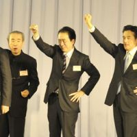 Edano to replace Sengoku in new Cabinet