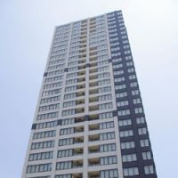 Foreign residents: Units in this high-rise complex in Minato Ward, Tokyo, have been sold to Chinese individuals by realtor Daikyo Inc. | COURTESY OF DAIKYO