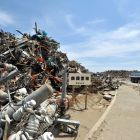 Debris removal, recycling daunting, piecemeal labor