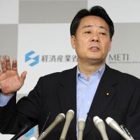 Kaieda takes flak, vows to stay on