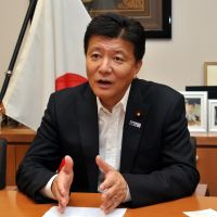 Lawmaker defends attempt to observe disputed Takeshima isles