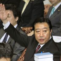 I got it: Prime Minister Yoshihiko Noda responds to a question during the Lower House Budget Committee meeting Monday. | KYODO PHOTO